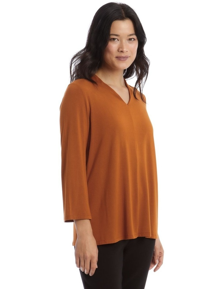 V-Neck Swing Top image 2
