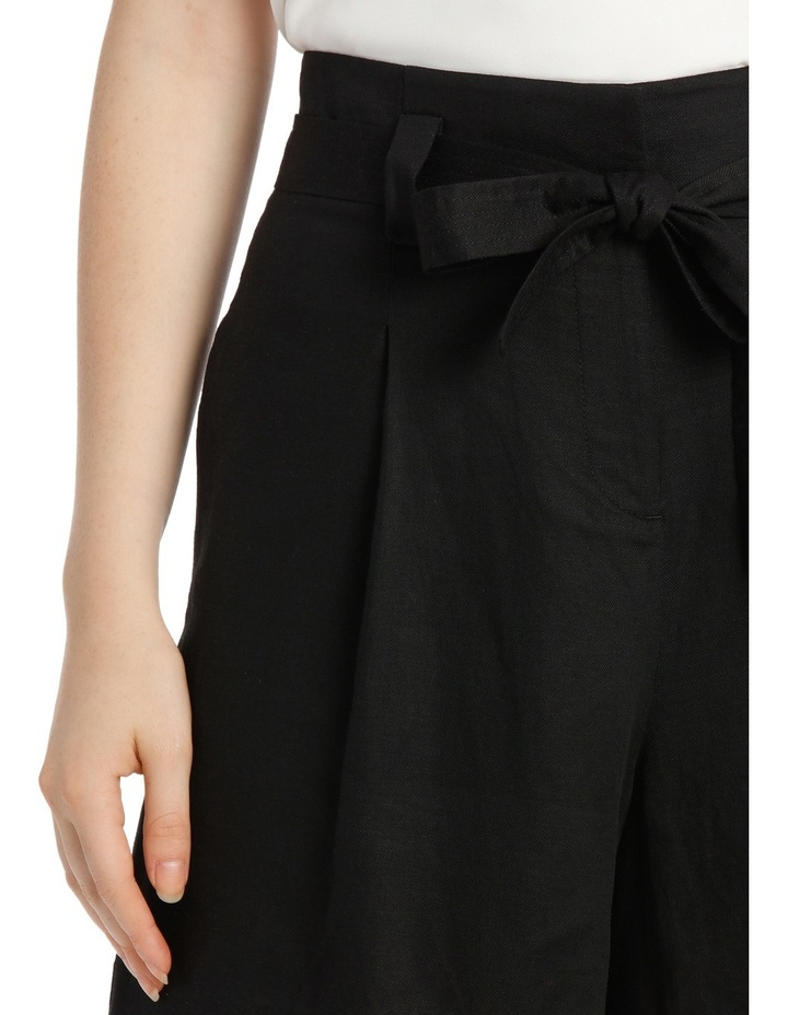 Tie Waist Drape Short image 4