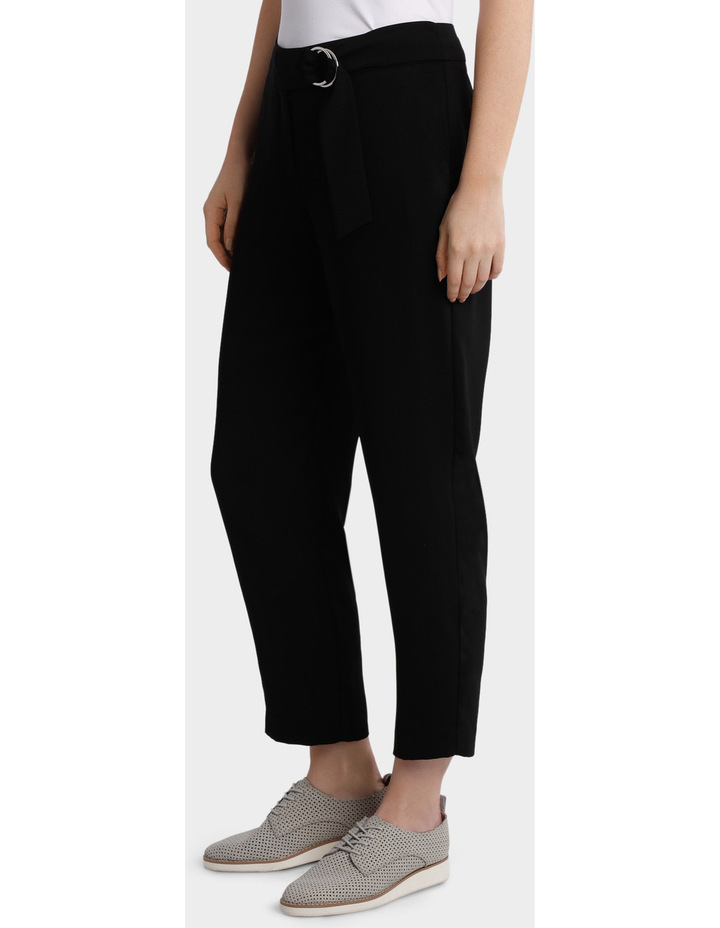 D Ring Belted Soft Pant image 2