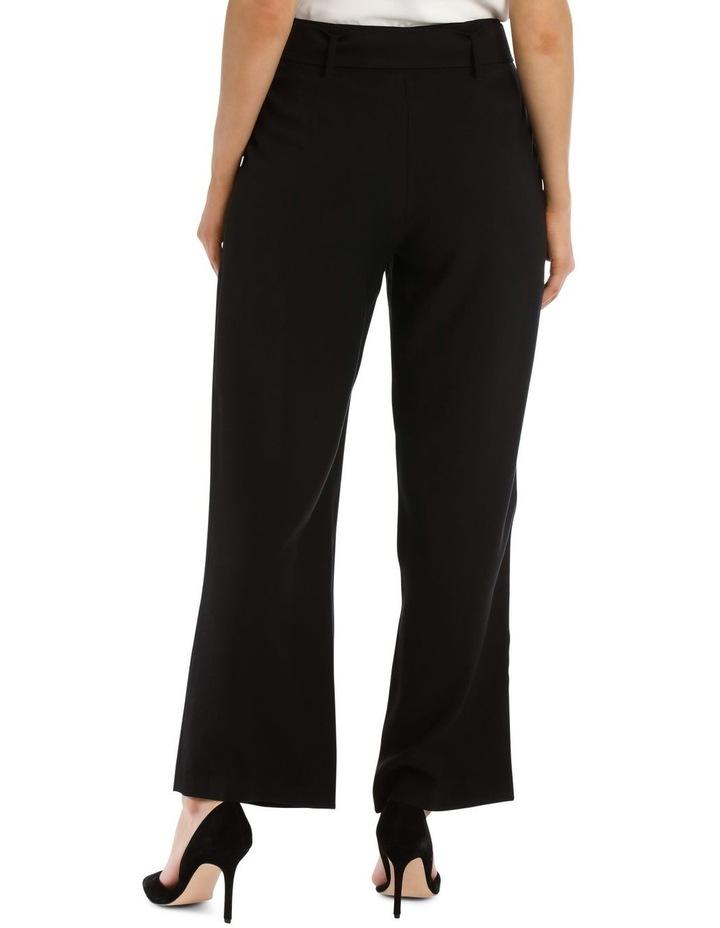 Wide Leg Pleat Pant image 3