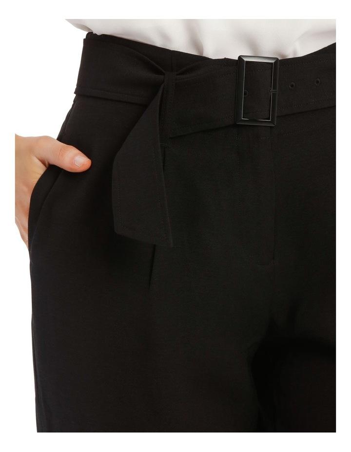 Wide Leg Pleat Pant image 4