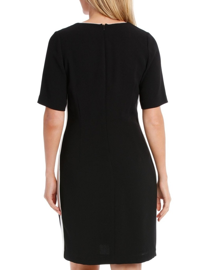 PIPED TUNIC DRESS image 3