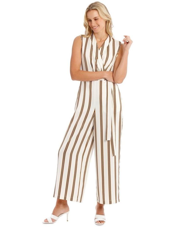 Stripe Jumpsuit image 1