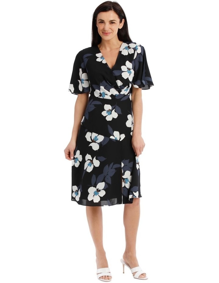 Flutter Sleeve Dress image 1