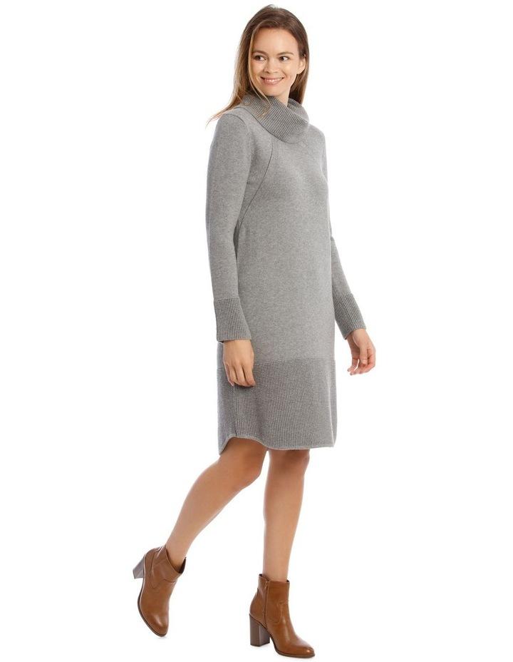Roll Neck Dress image 2