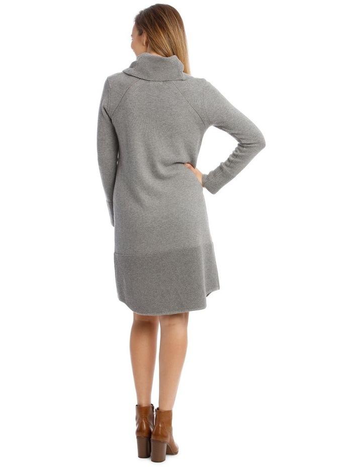 Roll Neck Dress image 3