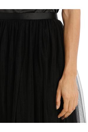 Wayne Cooper Events - Black Maxi Tulle Skirt