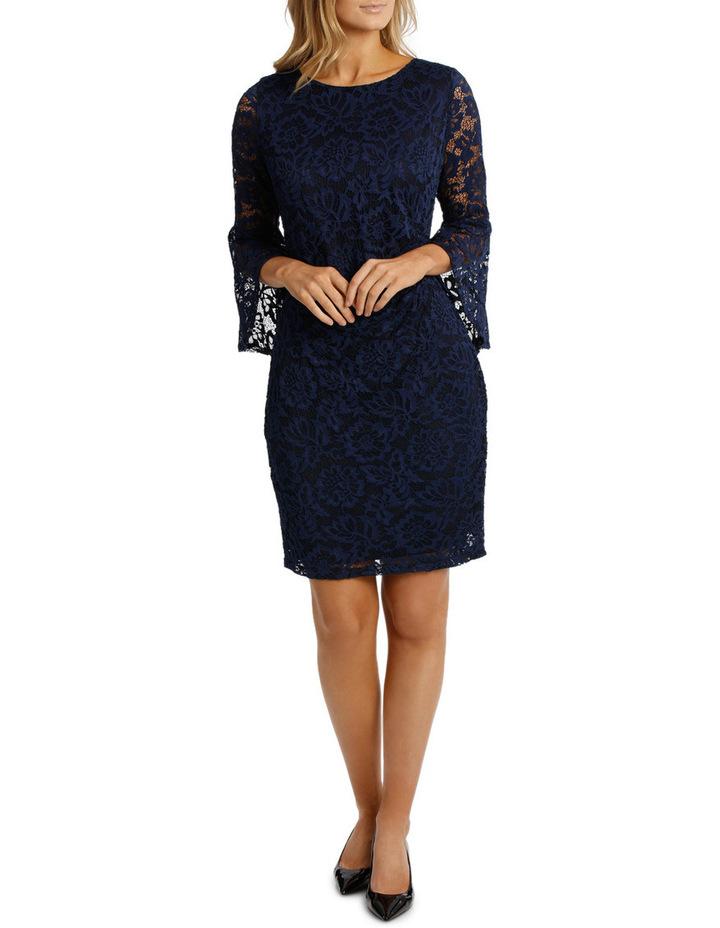 Lauren Lace Side Rouch Dress image 1