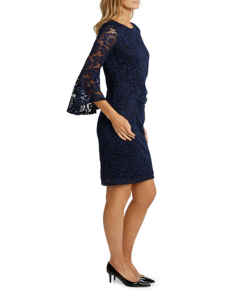 Lauren Lace Side Rouch Dress image 2