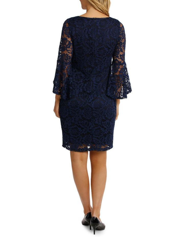 Lauren Lace Side Rouch Dress image 3