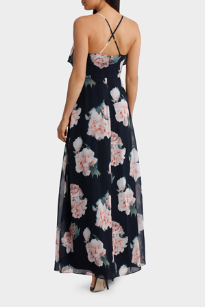 Wayne Cooper Events - Printed Floral Gown
