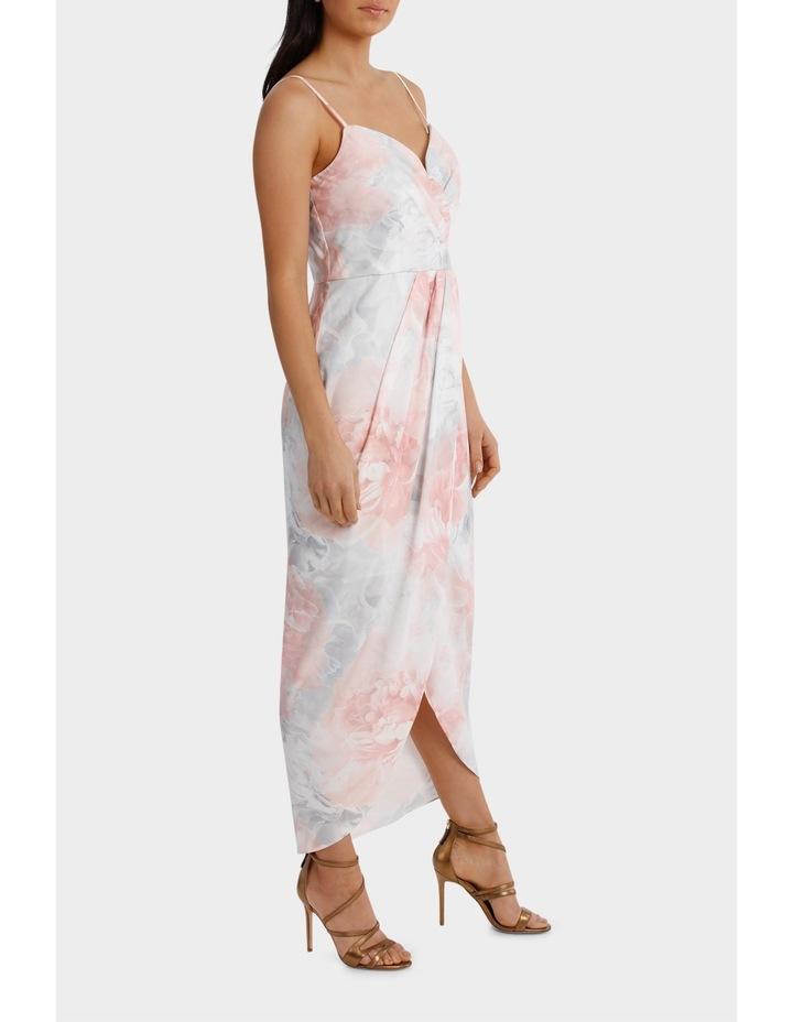 Chrysthemum Wrap Bodice Soft Dress image 2