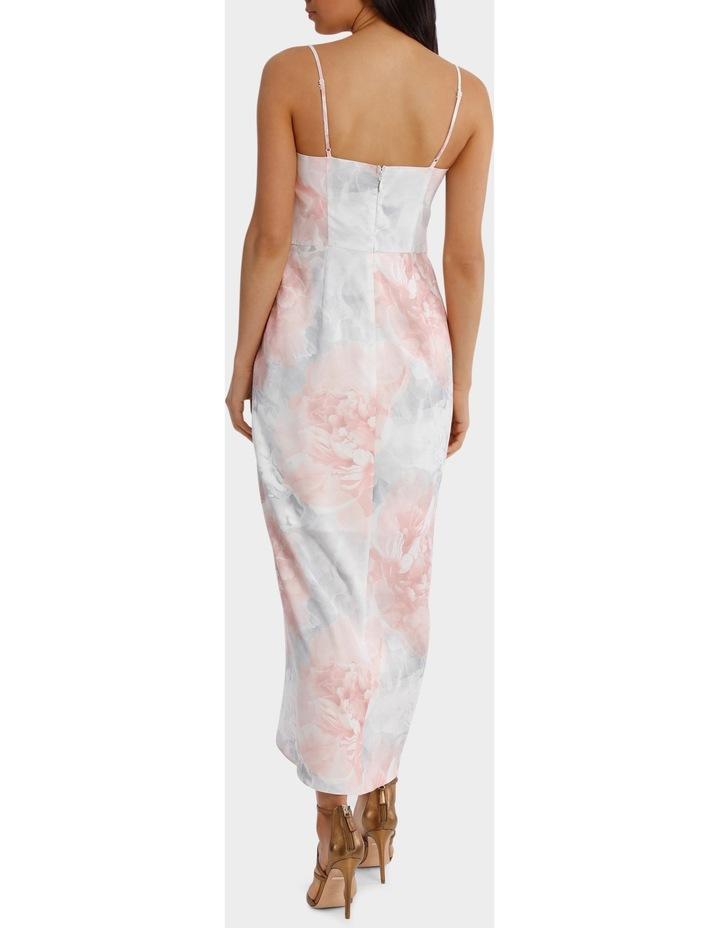 Chrysthemum Wrap Bodice Soft Dress image 3