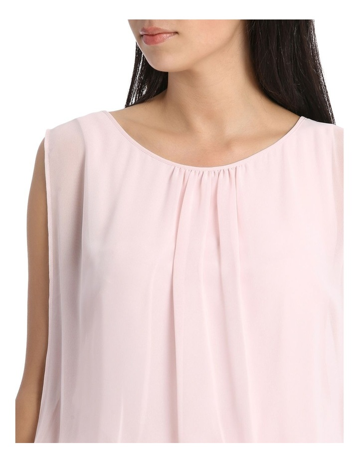Lace Blouson Dress image 4