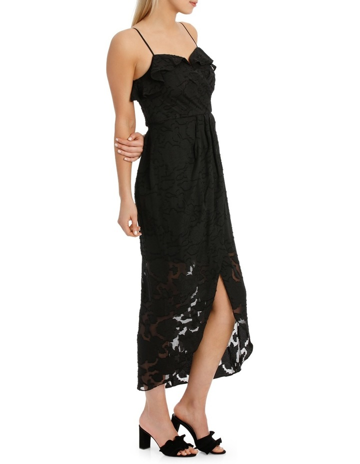 Burnout  Flutter Off The Shoulder Dress image 2