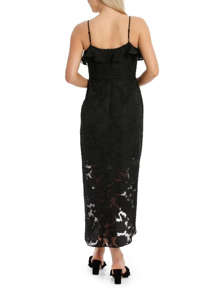 Burnout  Flutter Off The Shoulder Dress image 3