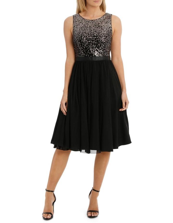 Gradient Sequin Dress image 1