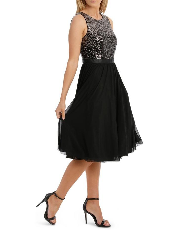 Gradient Sequin Dress image 2