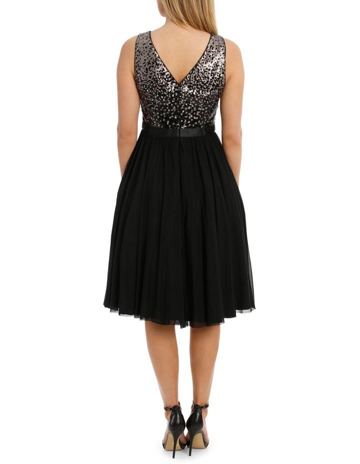 Gradient Sequin Dress image 3