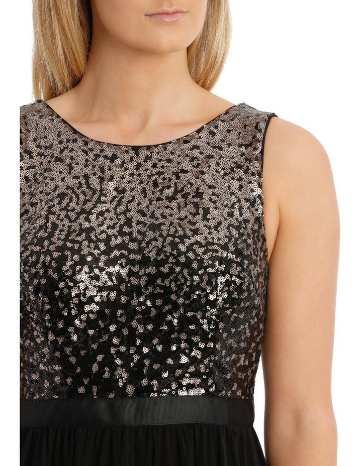 Gradient Sequin Dress image 4