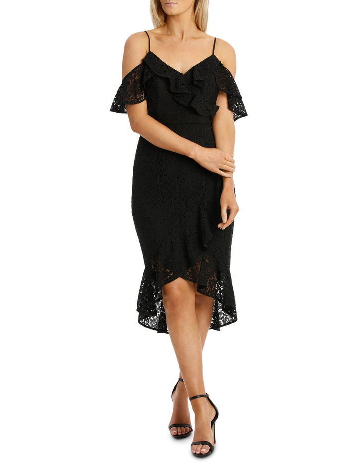 Lace Cha Cha Midi Dress image 1