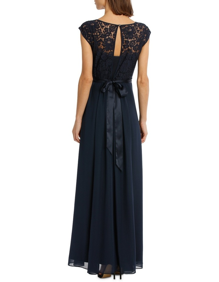 Lace Bodice Gown Dress image 3