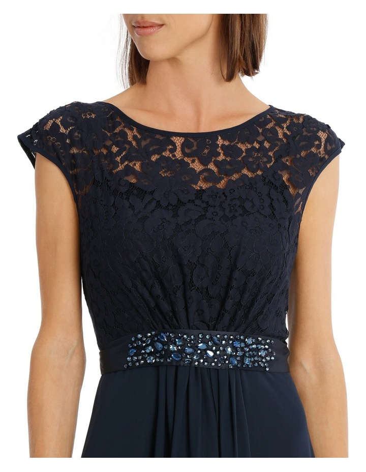 Lace Bodice Gown Dress image 4