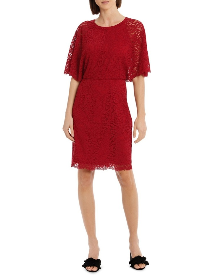 Pepper Batwing Lace Dress image 1