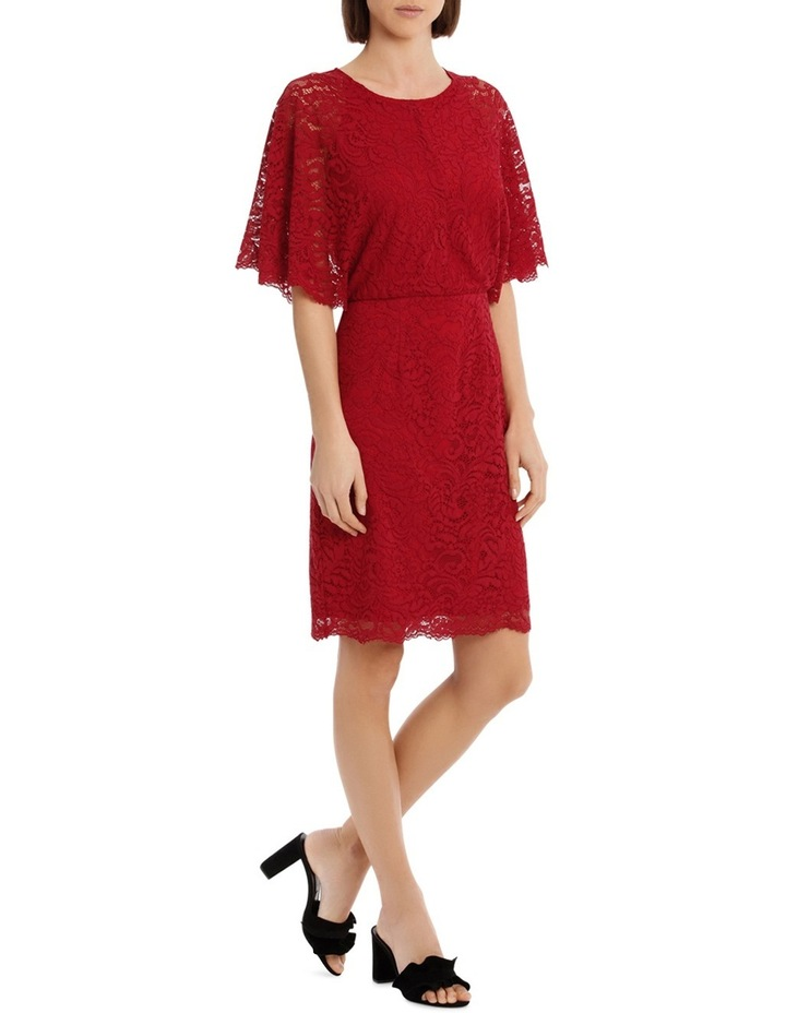 Pepper Batwing Lace Dress image 2