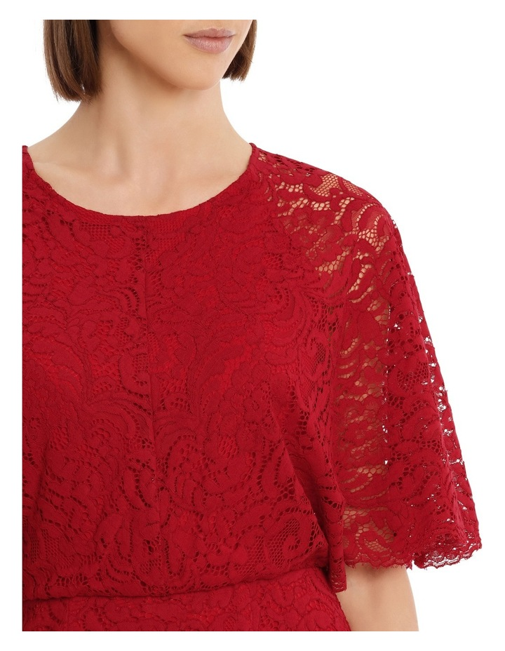 Pepper Batwing Lace Dress image 4