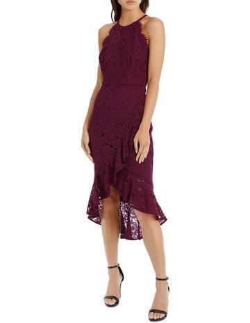 4b07342612 CollectionCerise Paris Halter Lace Frill Dress. Collection Cerise Paris  Halter Lace Frill Dress