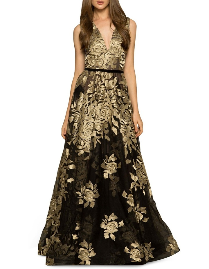Golden Rose Gown image 1