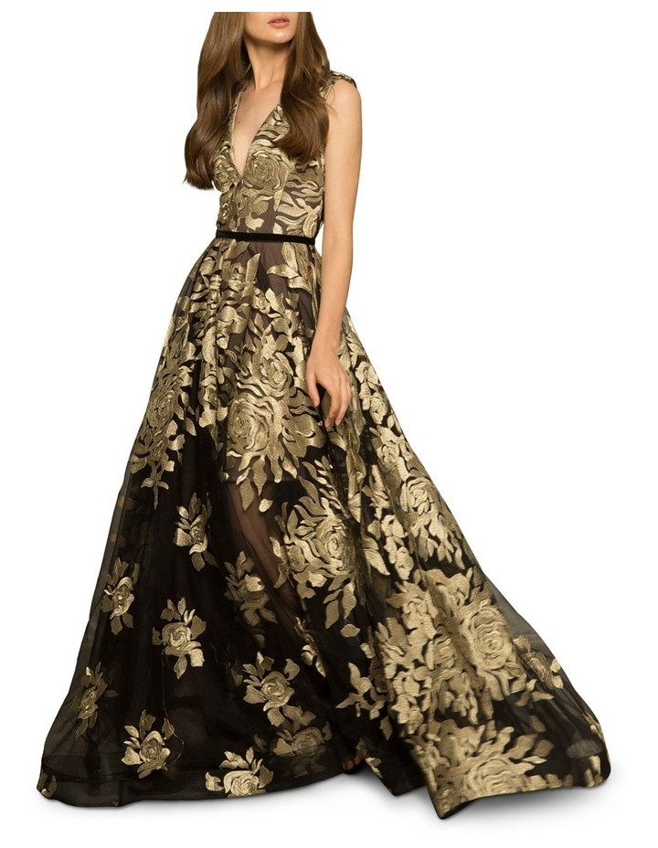 Golden Rose Gown image 2