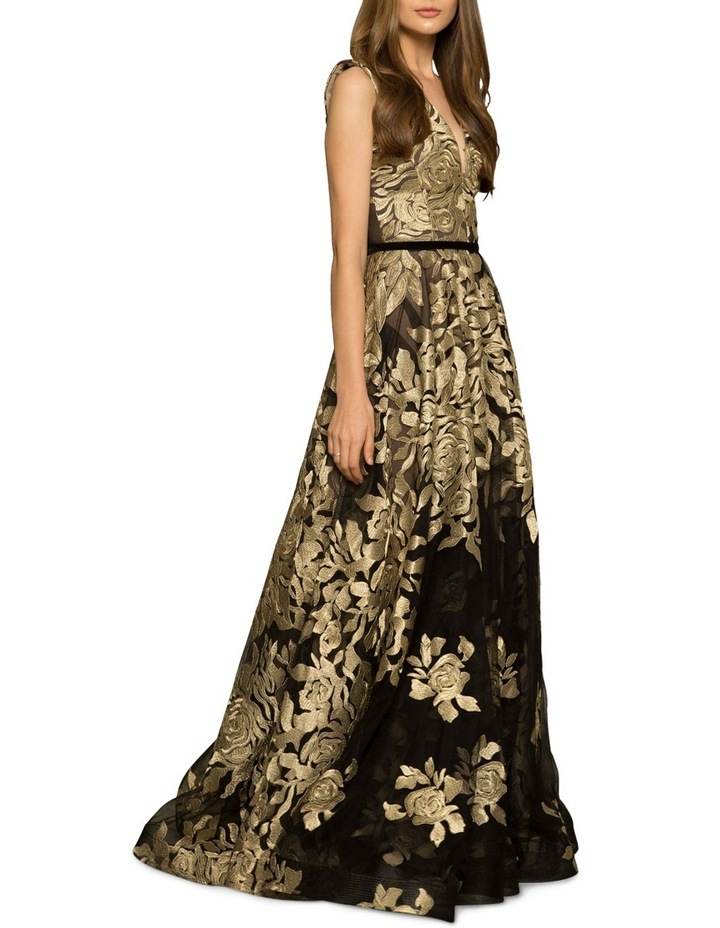 Golden Rose Gown image 3