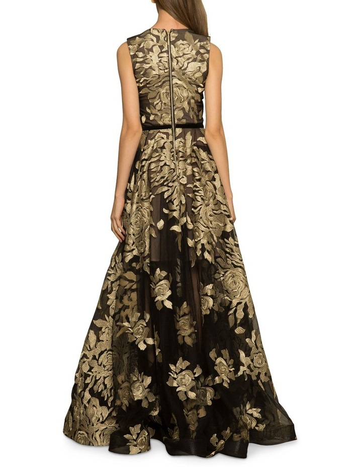 Golden Rose Gown image 4