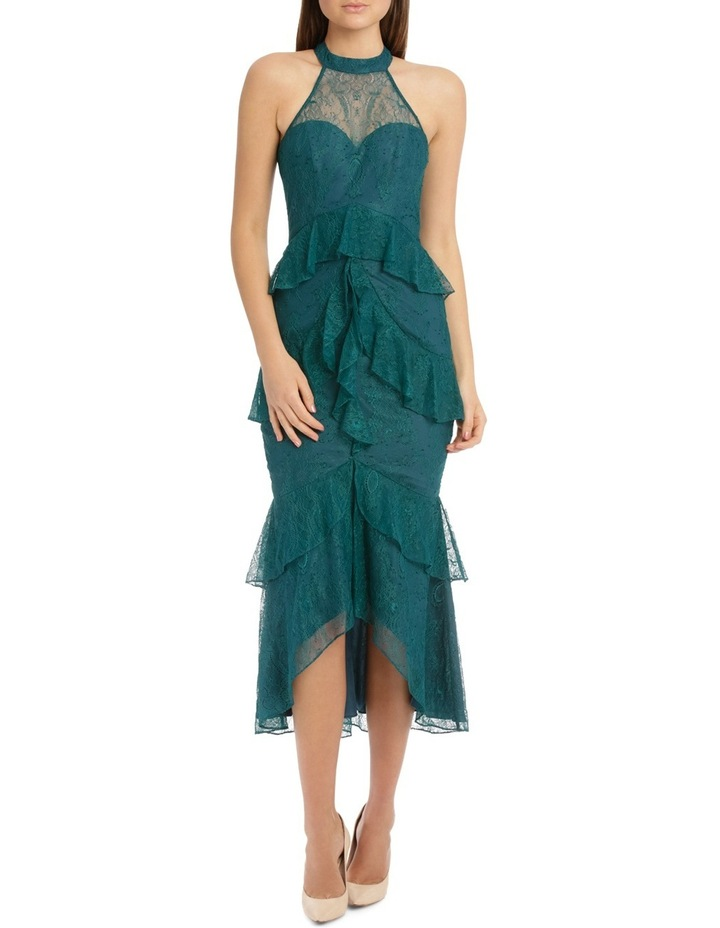 Molly Frill High Neck Dress image 1