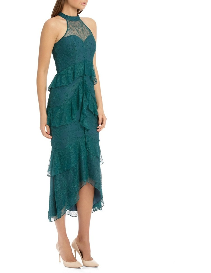 Molly Frill High Neck Dress image 2