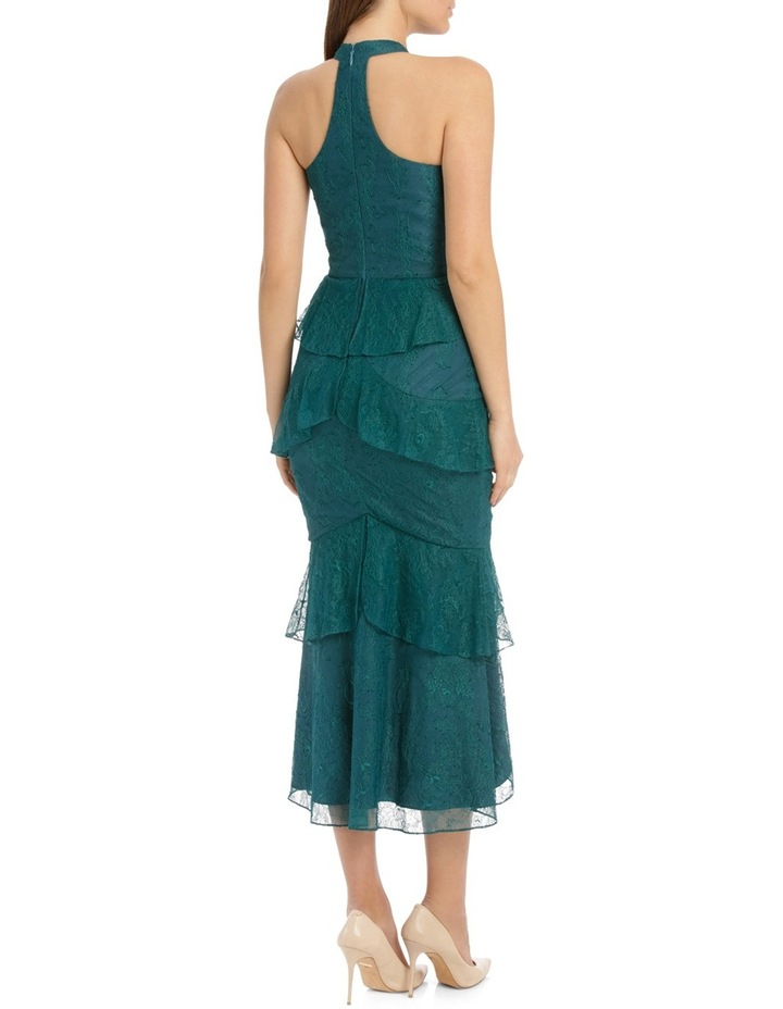 Molly Frill High Neck Dress image 3