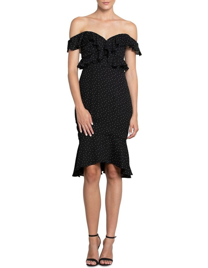 Giselle Off Shoulder Dress image 1
