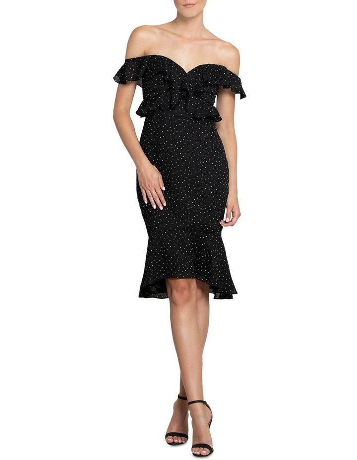 Giselle Off Shoulder Dress image 2