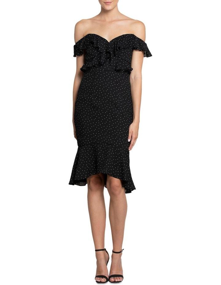 Giselle Off Shoulder Dress image 3