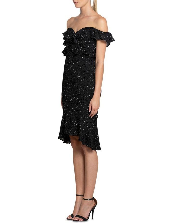 Giselle Off Shoulder Dress image 4