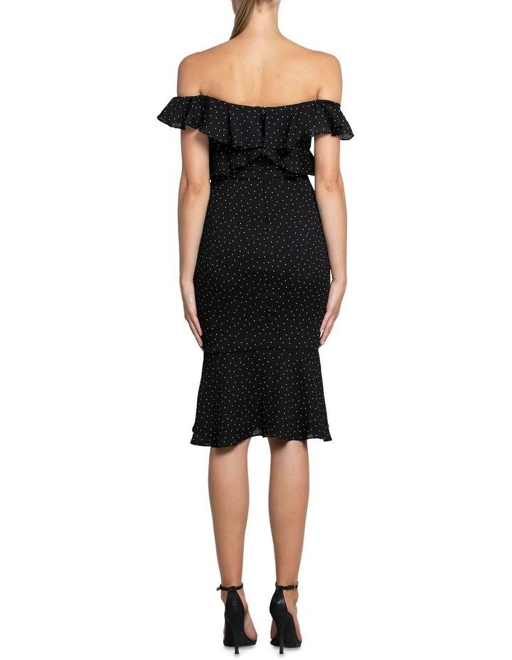 Giselle Off Shoulder Dress image 5