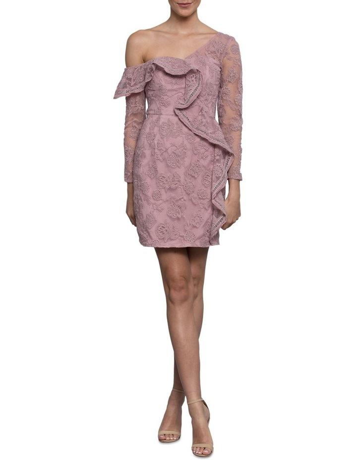 Colette Lace Frill Dress image 1