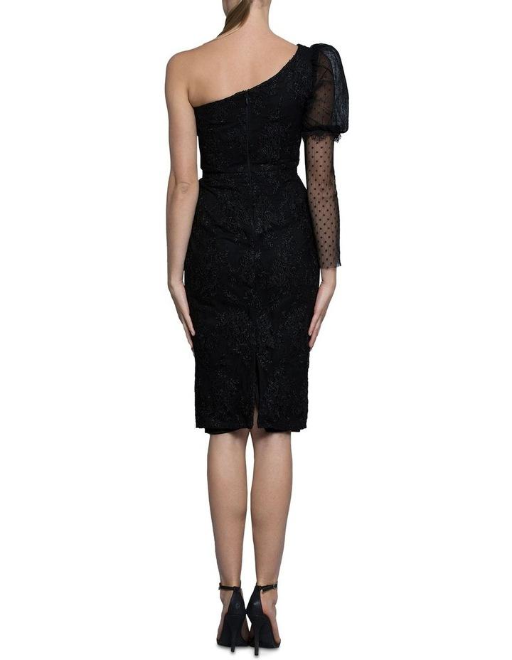 Emma One Sleeve Lace Dress image 2