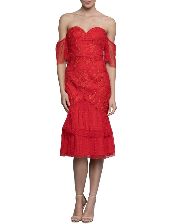 Emily Double Tier Lace Dress image 1