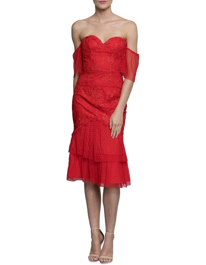 Emily Double Tier Lace Dress image 2