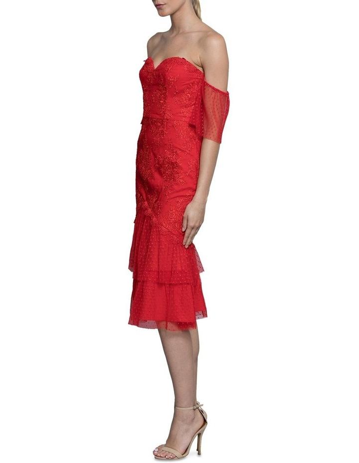 Emily Double Tier Lace Dress image 3