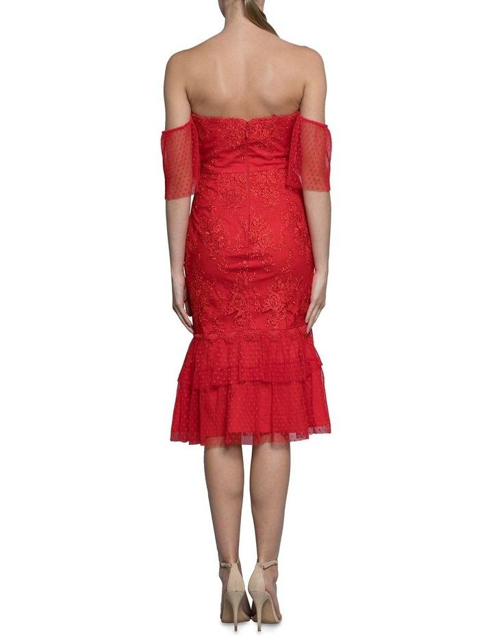 Emily Double Tier Lace Dress image 4