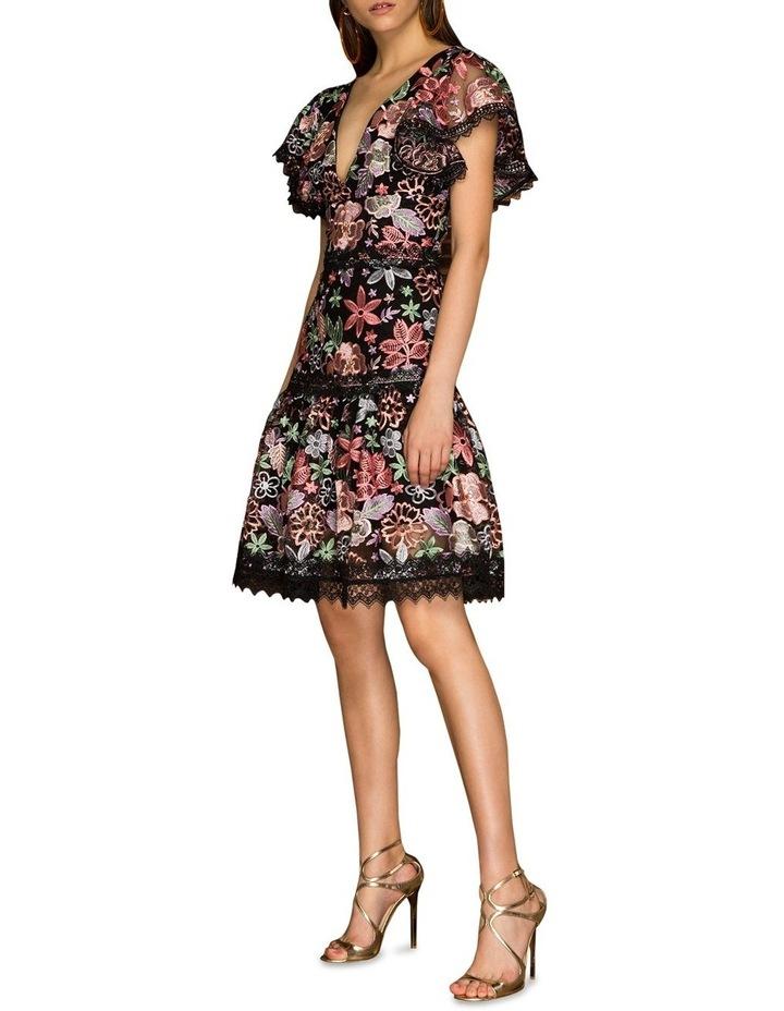 Camille Ruffle Dress image 2
